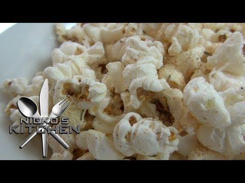 BBQ POPCORN SNACKS – Kids Recipe