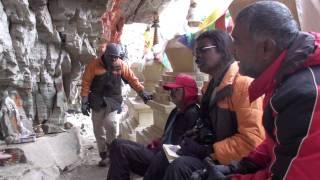 Saptarishi Cave at Mount Kailash