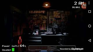 Mi Primer Video De Five Nights At Freddy 1