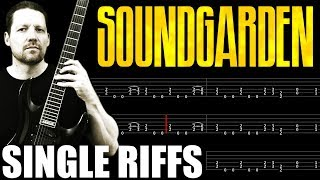 Loud Love SOUNDGARDEN : Guitar Tab + Lesson