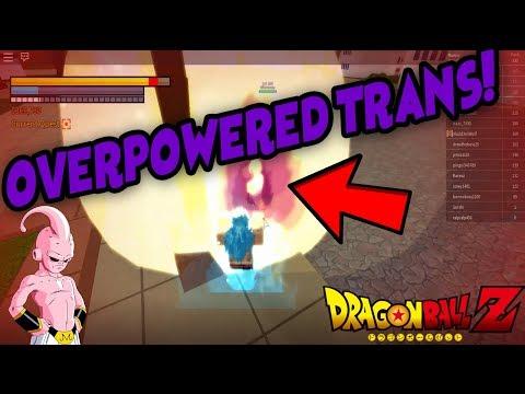 NEW OP MAJIN TRANSFORMATION SHOWCASE! | Dragon Ball Z Final Stand