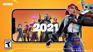 Fortnite Mobile - 2021 Announcement!