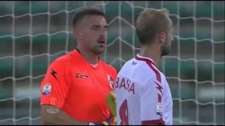 TIM Cup: Bari-Parma 2-1 (6/08/2017)
