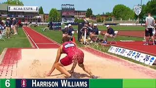 Stanford decathlete Harrison Williams on setting trio on PRs, the magic of Hayward Field