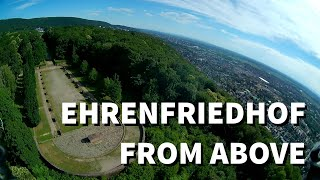 Tiny FPV Racing Drone @ Ehrenfriedhof, Heidelberg