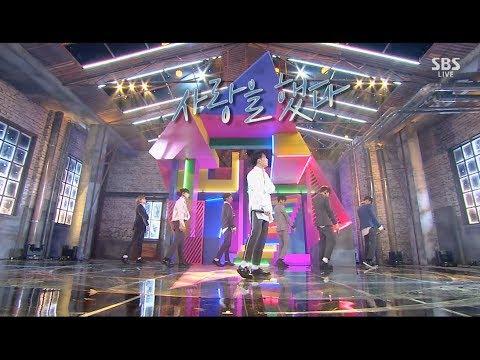 Ikon '사랑을 했다 Love Scenario 0128 Sbs Inkigayo