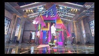 IKON   '사랑을 했다 (LOVE SCENARIO)' 0128 SBS Inkigayo