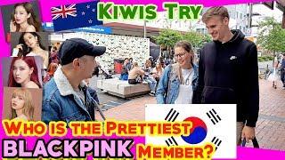 Who is the Prettiest Blackpink Member? Celebrity Showdown!