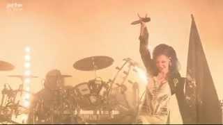 Arch Enemy -  War Eternal -  Live at Hellfest (June 21th 2015)