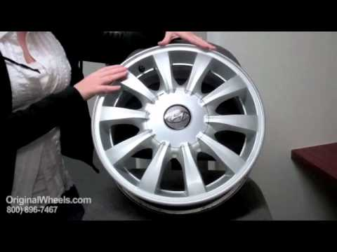 Equus Rims & Equus Wheels - Video of Hyundai Factory, Original, OEM, stock new & used rim Co.