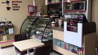 Our Bakery & Coffee Shop Tour - Peruvian Bakery & Specialty Coffee Shop.