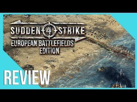 Sudden Strike 4 European Battlefields Edition Review - Xbox One