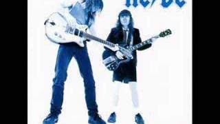 AC/DC - Cover You In Oil - Live 1996