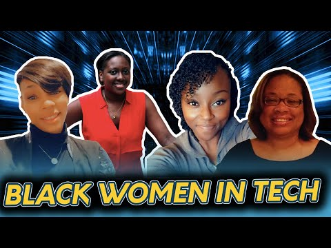 Black Women In Tech   Hosted By Erica Cooper - YouTube