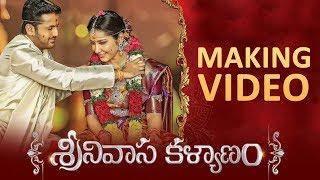 Srinivasa Kalyanam Movie Making - Nithiin, Raashi Khanna | Vegesna Sathish, Dil Raju