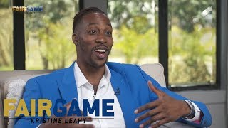 """Kobe Bryant Once Called Dwight Howard """"Soft"""" But Howard Says He's Grateful For It 