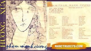 Thái Thanh – Trương Chi – Thu Âm Trước 1975