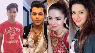 Yasmine(Avneet Kaur) & Aladdin(Siddharth Nigam) Latest Musically/TikTok Videos-June 2019