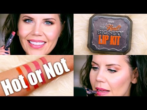 BIG SEXY Lip Kit | Hot or Not