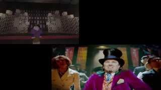 Charlie And The Chocolate Factory The Musical Original Promo Video/Minecraft Version