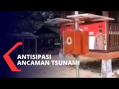 alat deteksi tsunami diperiksa antisipasi ancaman bencana