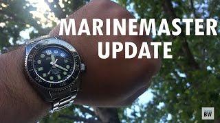 Marinemaster 300 6 Month Update