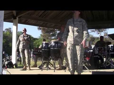 Army School of Music Staff Rock Band (Ray Akers on Keys)