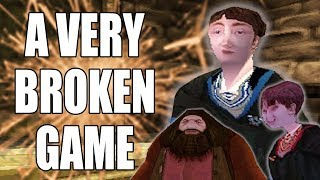A Very Broken Harry Potter Game