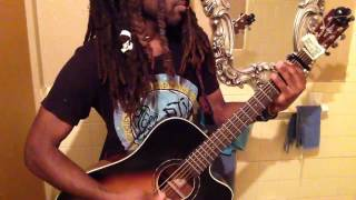"""Bulls In The Bronx"" - Pierce The Veil (Acoustic Guitar Cover)"