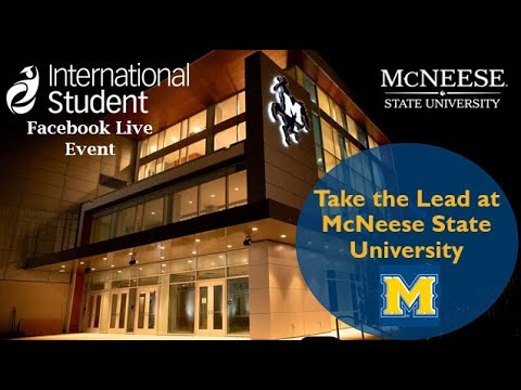 Take the Lead at McNeese State University