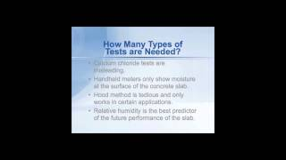 Relative Humidity is the Fastest Method – RH 10 of 21