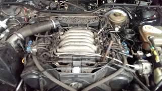 Діагностика двигуна V6, пробита прокладка ГБЦ