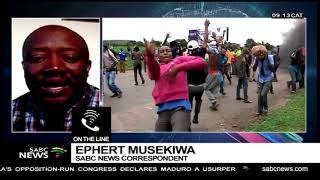 Latest On Zimbabwe