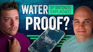 "Your ""Waterproof"" Phone ... Isn't"