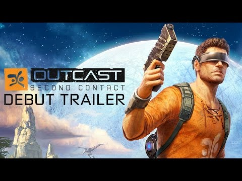 Outcast - Second Contact - Debut Trailer [PEGI] thumbnail