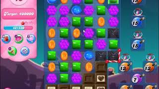 Candy Crush Saga Level 3883 - NO BOOSTERS | SKILLGAMING ✔️