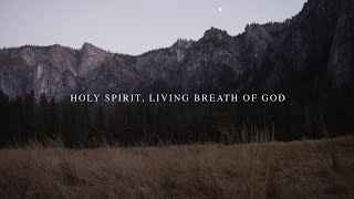 Holy Spirit living breath of God
