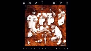 A$AP Mob (feat. A$AP Ferg & A$AP Nast) - Bangin On Waxx [Prod. By A$AP Ty Beats]