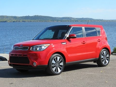 2014 Kia Soul ! Start Up, Exhaust, Test Drive, and In Depth Review