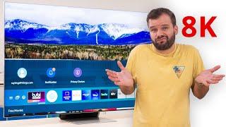 Video: Samsung QN900A 8K QLED - Worth going 8k in 2021?