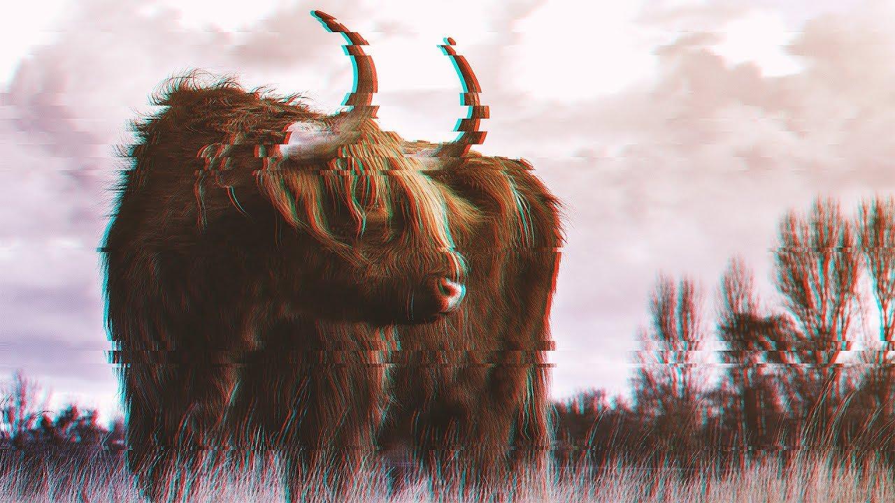 Glitch-Effekt im Retro-Look – Photoshop-Tutorial