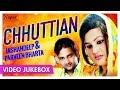 CHHUTTIAN | Punjabi Video Jukebox | Jashandeep & Parveen Bharta | Romantic Punjabi Songs