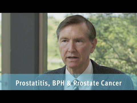 Prostatitis mit Blut