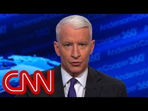 Cooper slams sick alt-right conspiracy theories