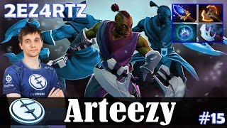 Arteezy - Anti-Mage Offlane | 2EZ4RTZ | 7.07 Update Patch Dota 2 Pro MMR  Gameplay #15