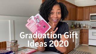 Graduation Gift Ideas 2020   Quarantine Grad Celebration   DIY Gift Basket 🎓