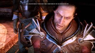 Dragon Age Inquisition ♥ Dagna Wringing Out Master Runes