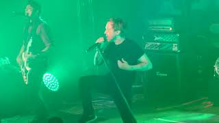"BILLY TALENT ""DON'T COUNT ON THE WICKED""@ DEN ATELIER LUXEMBOURG 2018(1st NIGHT)"