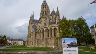 preview picture of video 'Prix Bayeux-Calvados: diaporama photos de Geneviève Delalot'