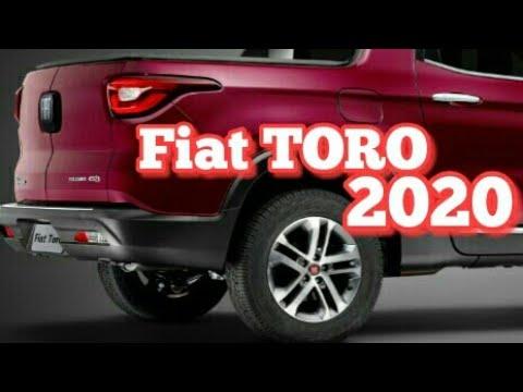 Nova Fiat Toro 2020: Veja todos os Detalhes! Ficha Técnica, Motor, Consumo, Preço e Novidades